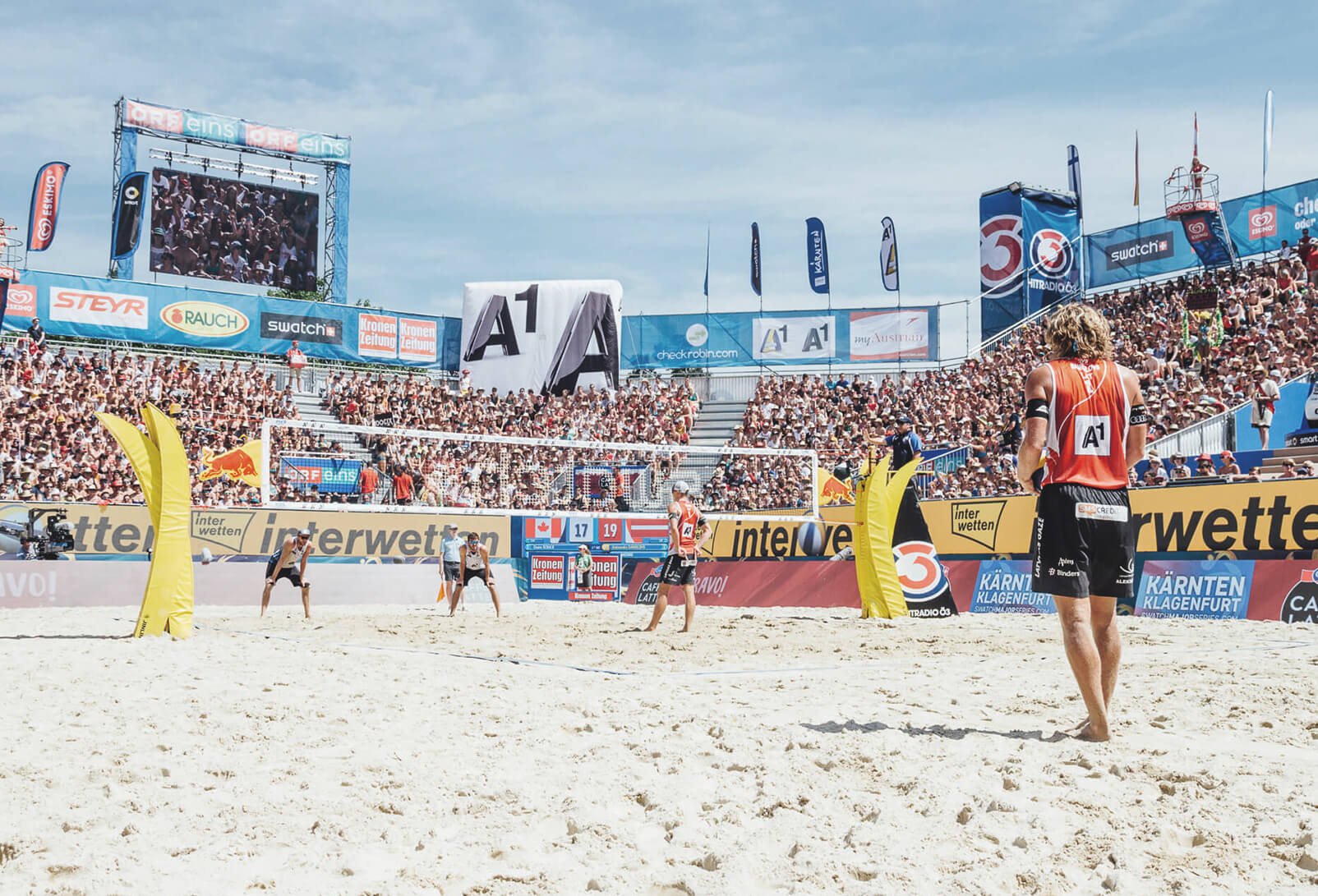 A1 BEACHVOLLEYBALL MAJOR KLAGENFURT